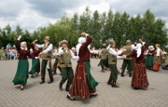 Folk Dance Ensemble SIMTIAZEDIS - Lithuania