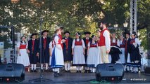 Folk Dance Ensemble, Suessen, Germany